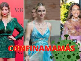 Chiara, Miriam y Paula, mamás de bebés famosos en el 2020