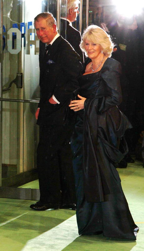 Camilla Parker, aquí con Carlos en 2010, aparecerá junto a Lady Di en The Crown