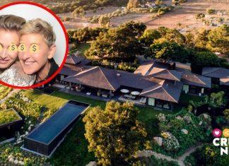La casa de Ellen DeGeneres, a la venta por 40 millones de dólares