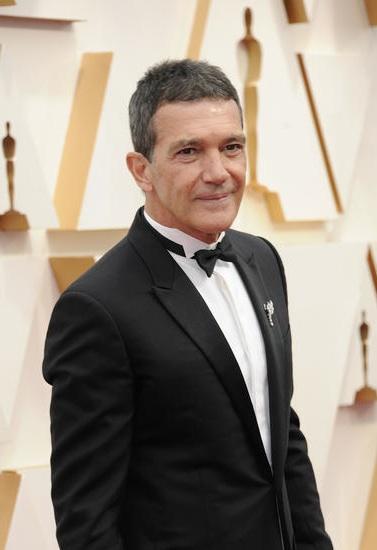 Antonio Banderas, aquí posando en la gala de los Oscar, sería el cuarenténer ultrarresponsable.