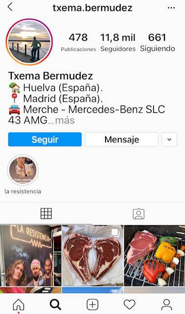Ester Expósito la lía haciendo subir exponencialmente el número de seguidores de Txema