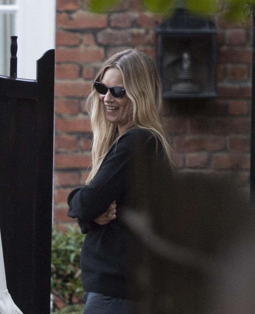 Kate Moss, madre orgullosa de Lila Grace