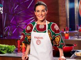 Raquel Sánchez Silva fue la última expulsada de Masterchef Celebrity