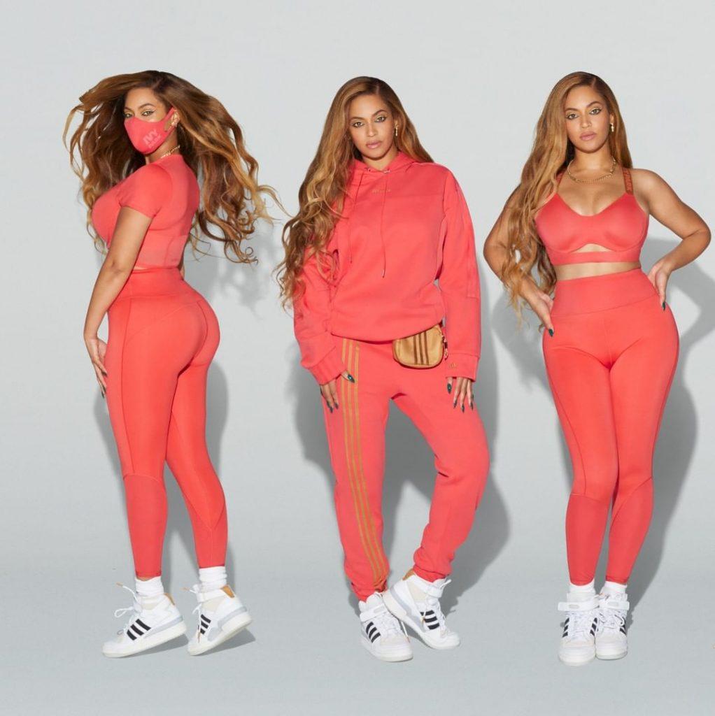 Beyonce, con su marca Ivy Park.