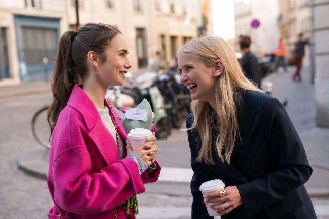 Emily en Paris tendrá segunda temporada