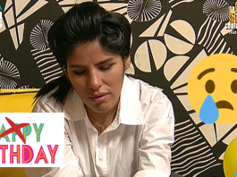 El cumpleaños de Isa Pantoja.