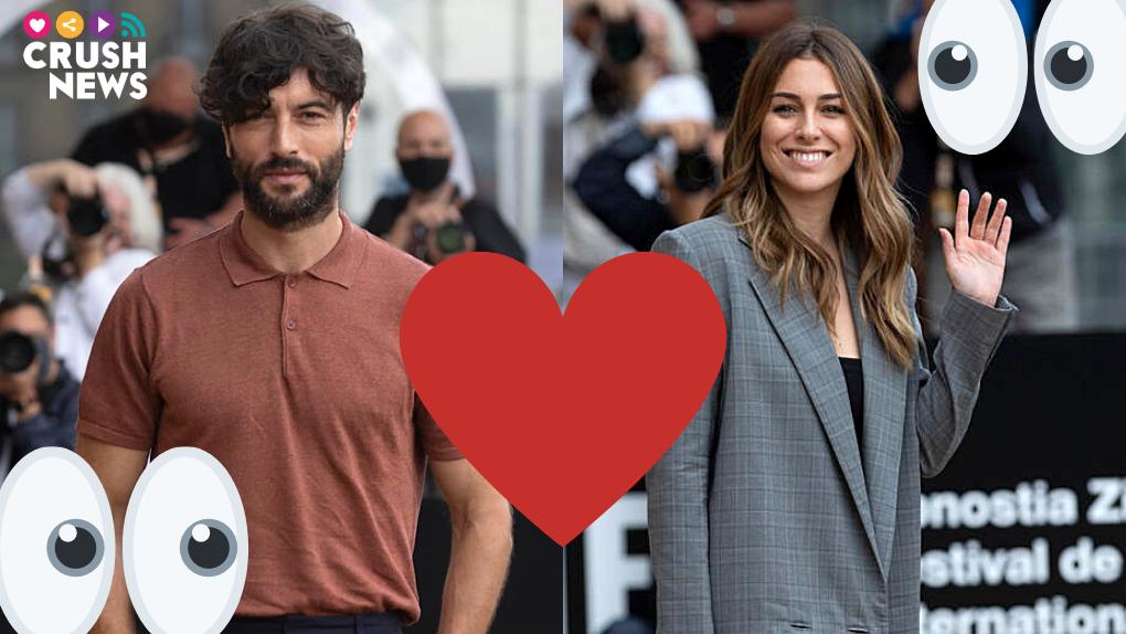 Las fotos de Blanca Suárez y Javier Rey juntos.