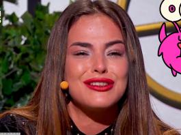 Marta Peñate está desquiciada-