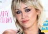 El cumpleaños de Miley Cyrus.