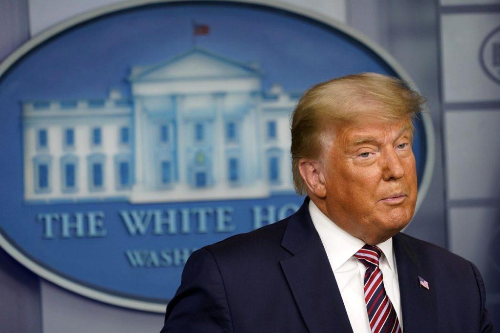 Donald Trump pierde las elecciones