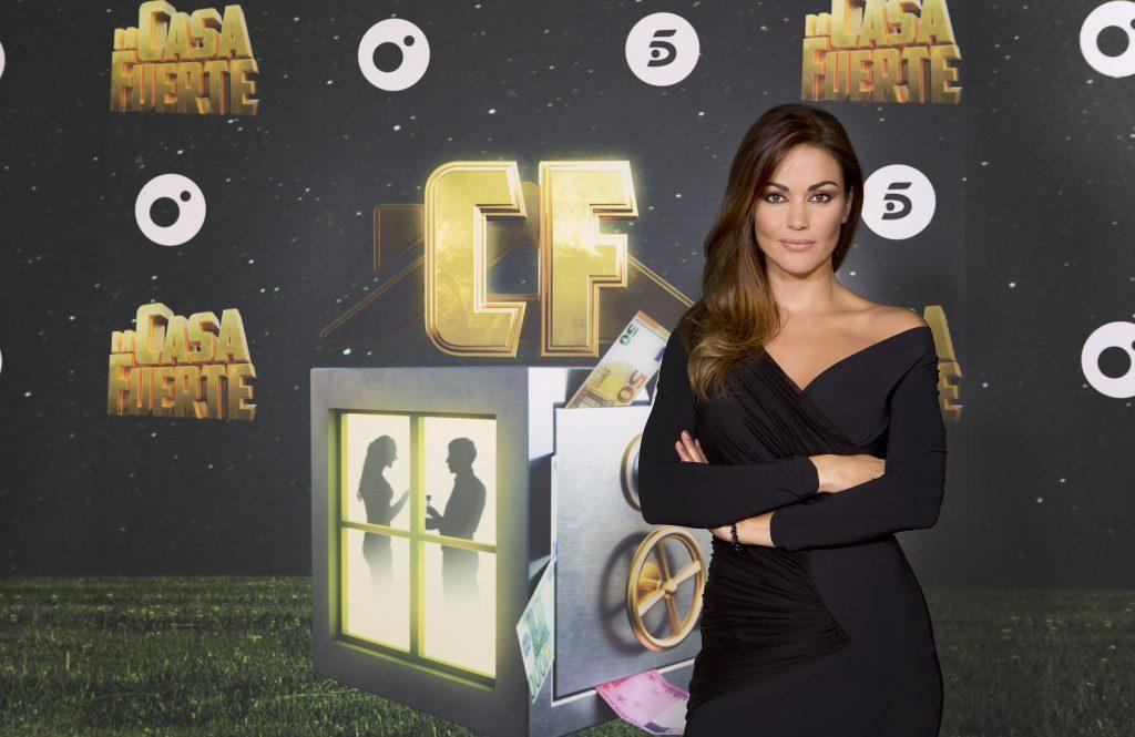 Lara Álvarez en La casa fuerte 2.