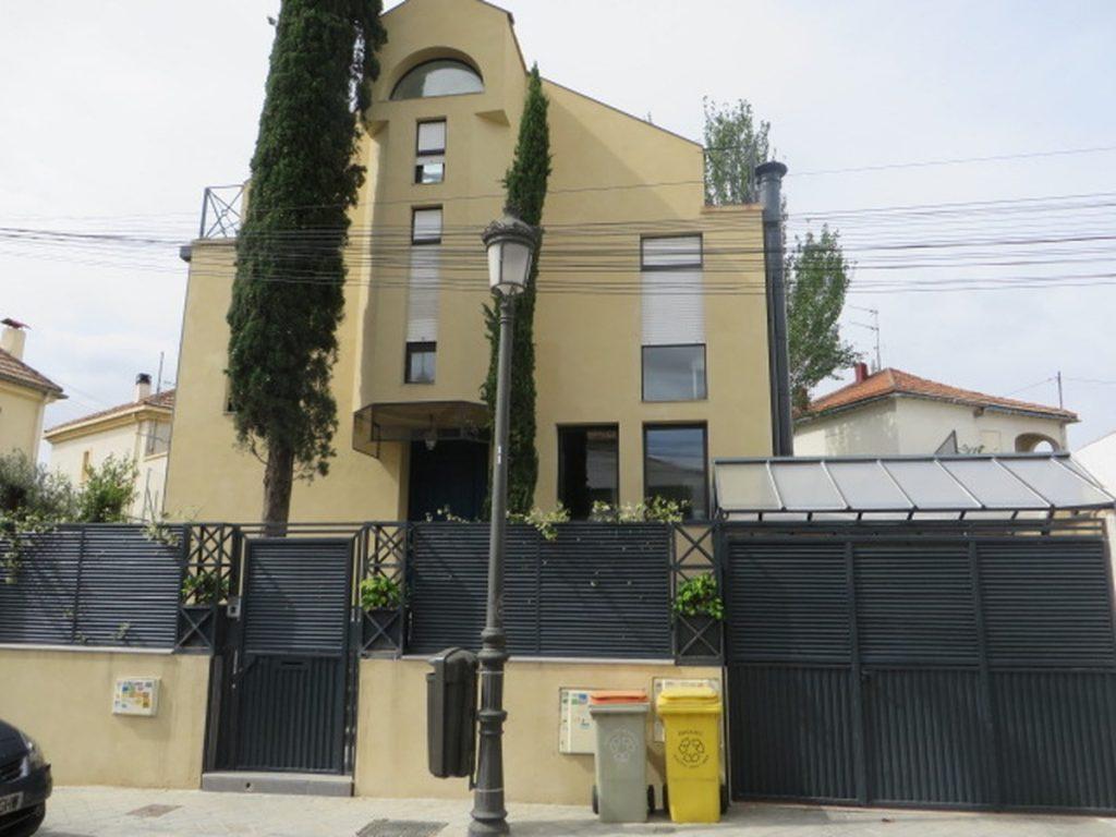 Esta es la vivienda que visitaron Los Javis, algo alejada del centro de Madrid