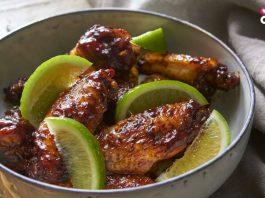 Receta de alitas de pollo picantes