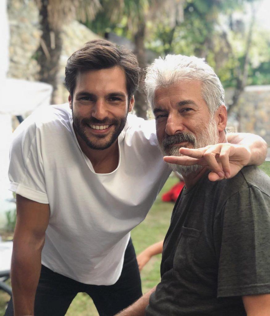 Serkan Cayoglu, actor turco competencia de Can Yaman