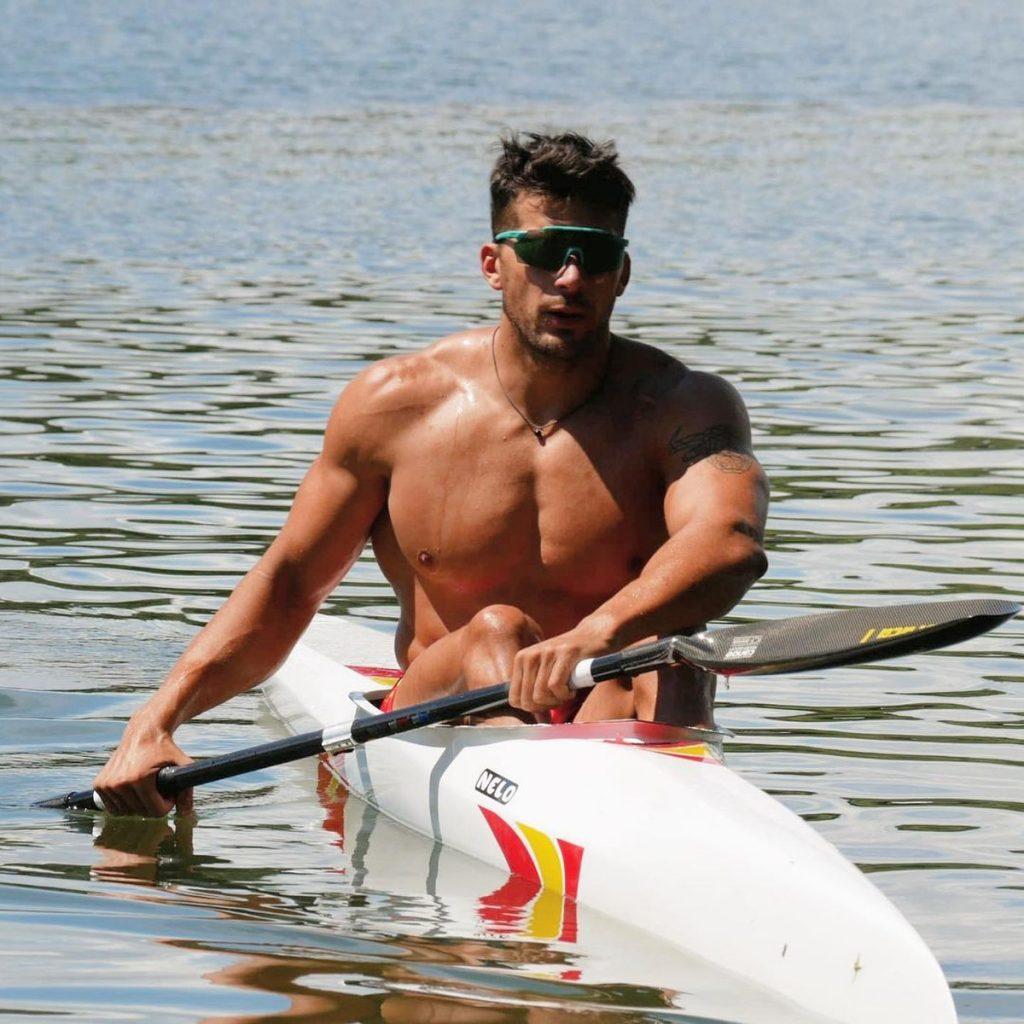 Cristian Toro entre los 10 deportistas que estarán en las Olimpiadas de Tokio