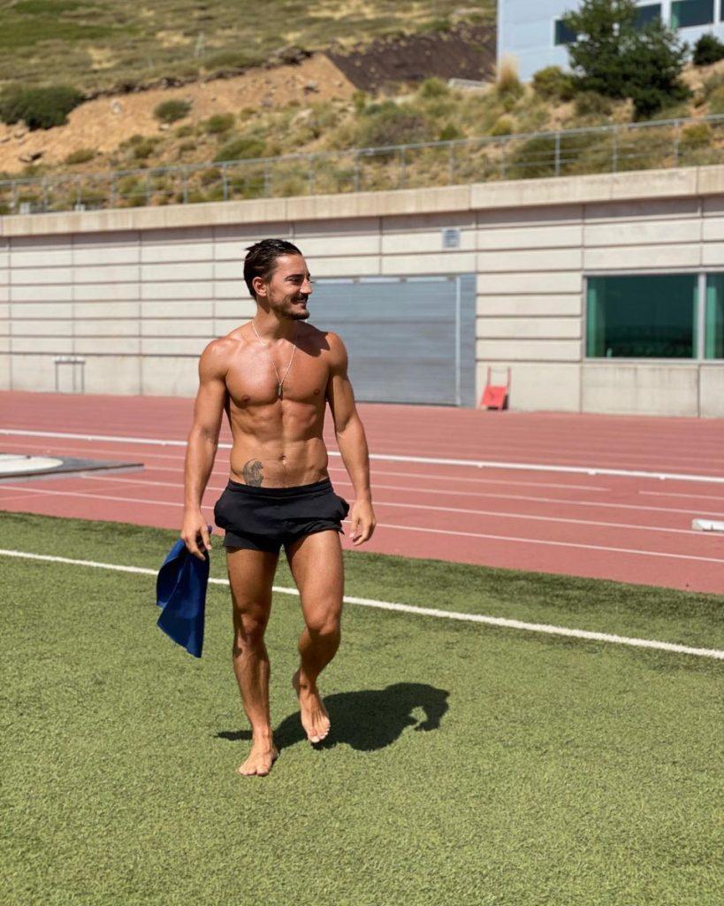 Damián Quintero entre los 10 deportistas que estarán en las Olimpiadas de Tokio