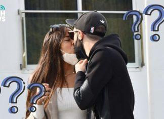 Las románticas fotos de Melyssa y su novio