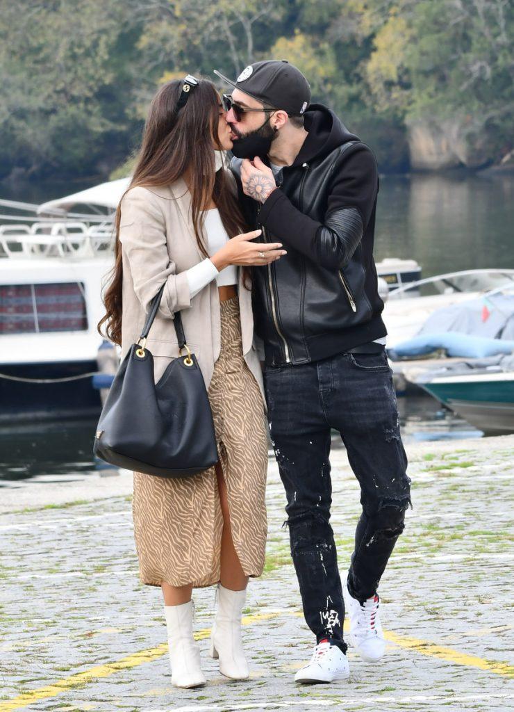 Qué románticas son las fotos de Melyssa y su novio
