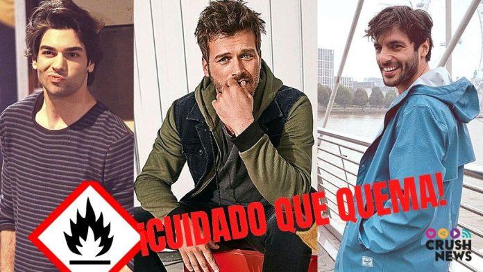 Actores turcos competencia de Can Yaman
