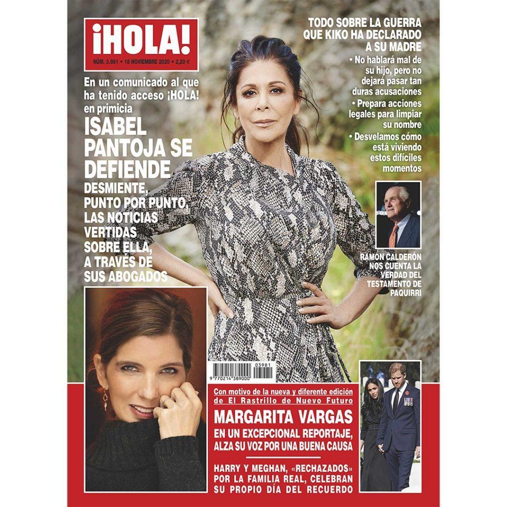 Revista Hola.
