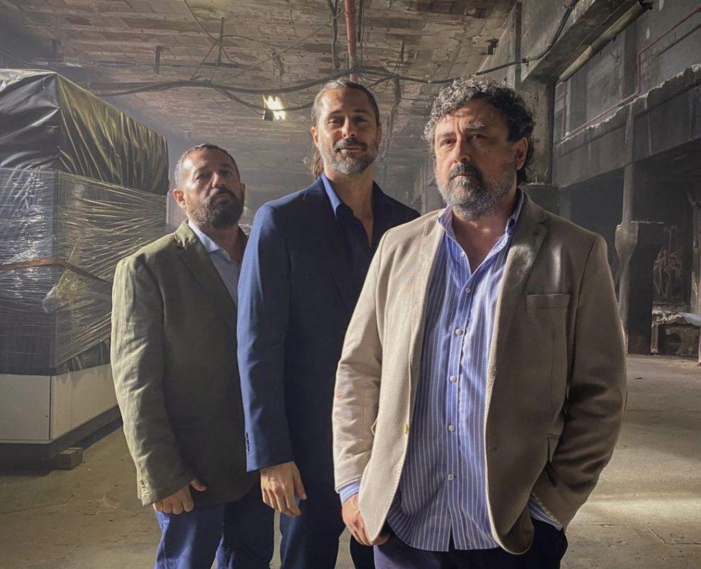 Hugo Silva vuelven Los hombres de paco.