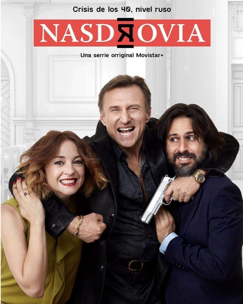 Nasdrovia, la nueva serie de Hugo Silva.