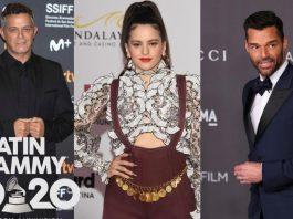 Grammy Latinos 2020