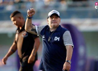 Maradona muere dejando huérfano a todo un país