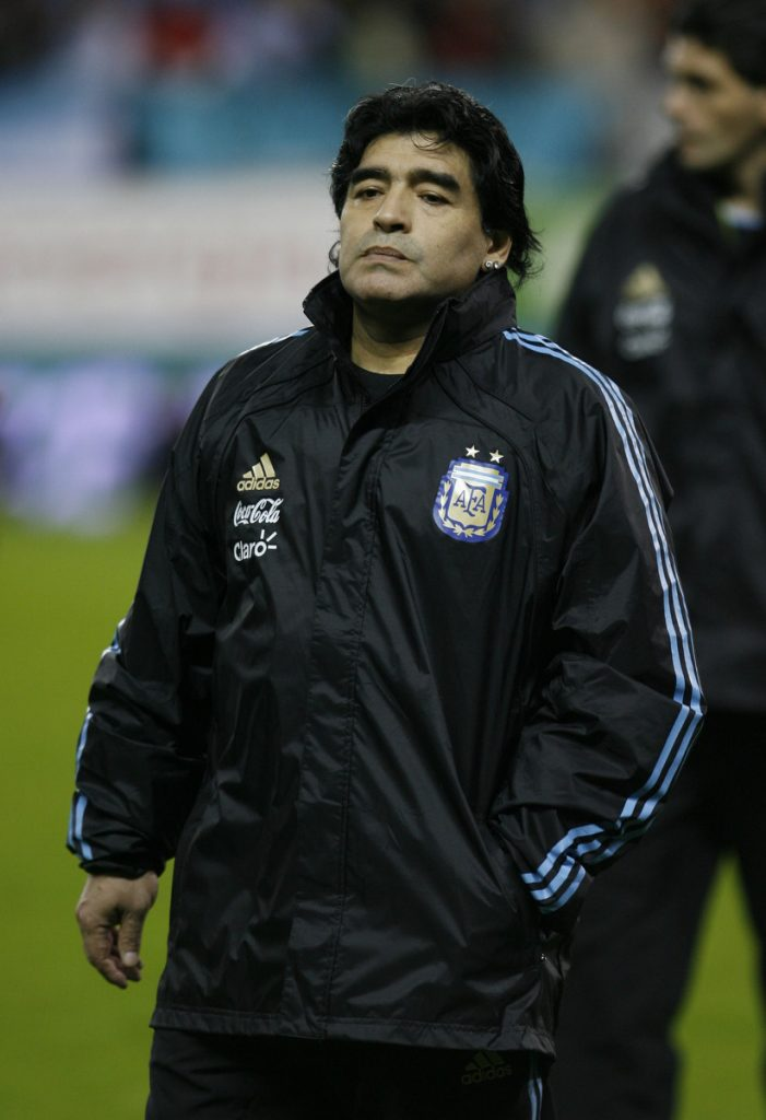 Diego Armando Maradona muere por un paro cardiaco
