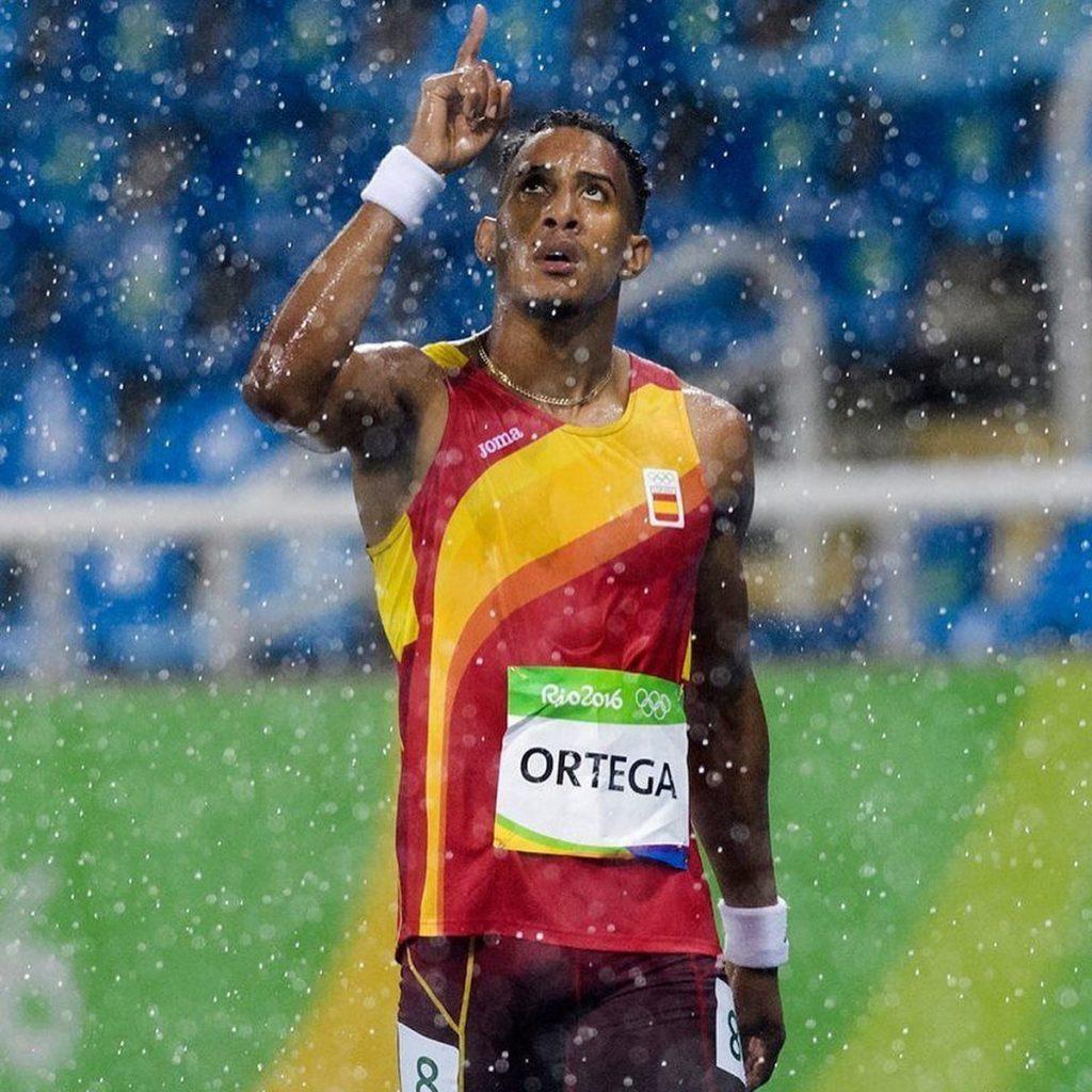 Orlando Ortega entre los 10 deportistas que estarán en las Olimpiadas de Tokio