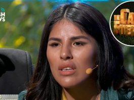 No te vas a creer la reacción de Isa Pantoja en La Casa Fuerte