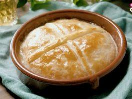 La receta de pastel de puerro y pollo definitiva