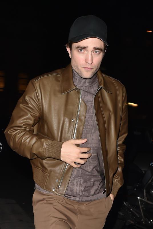 Robert Pattinson, en 2019