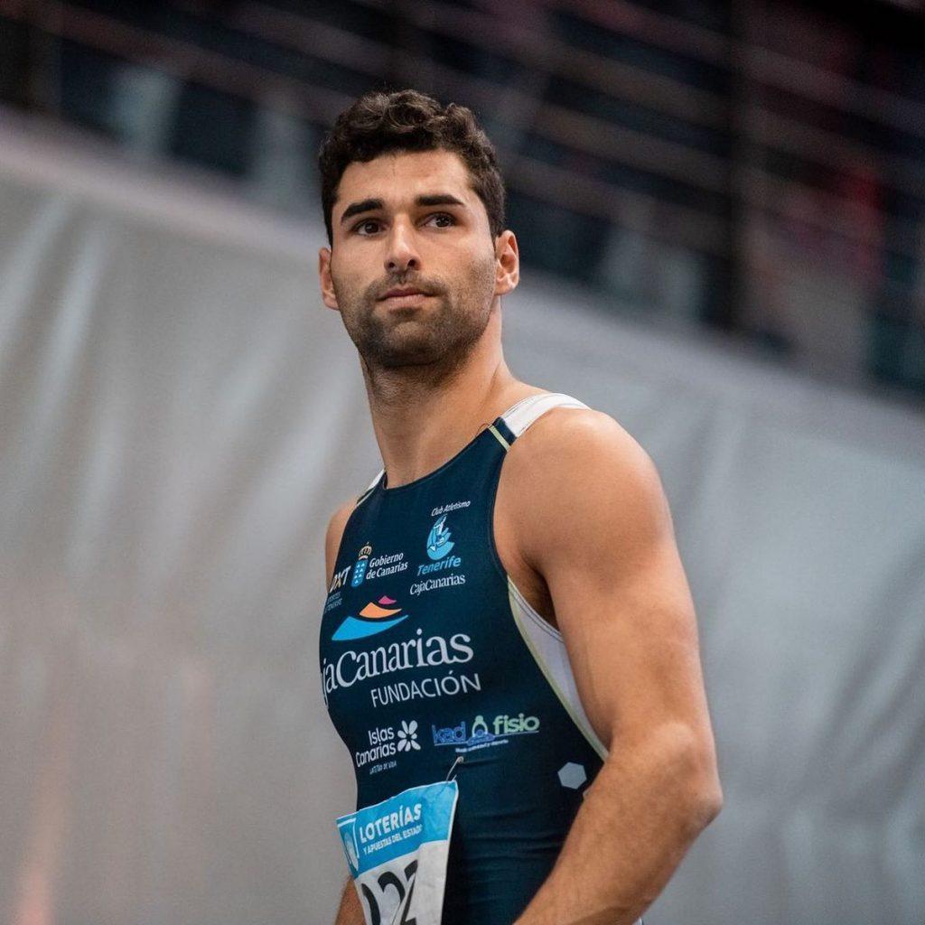 Samuel García entre los 10 deportistas que estarán en las Olimpiadas de Tokio
