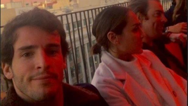 Tamara Falcó y su novio.