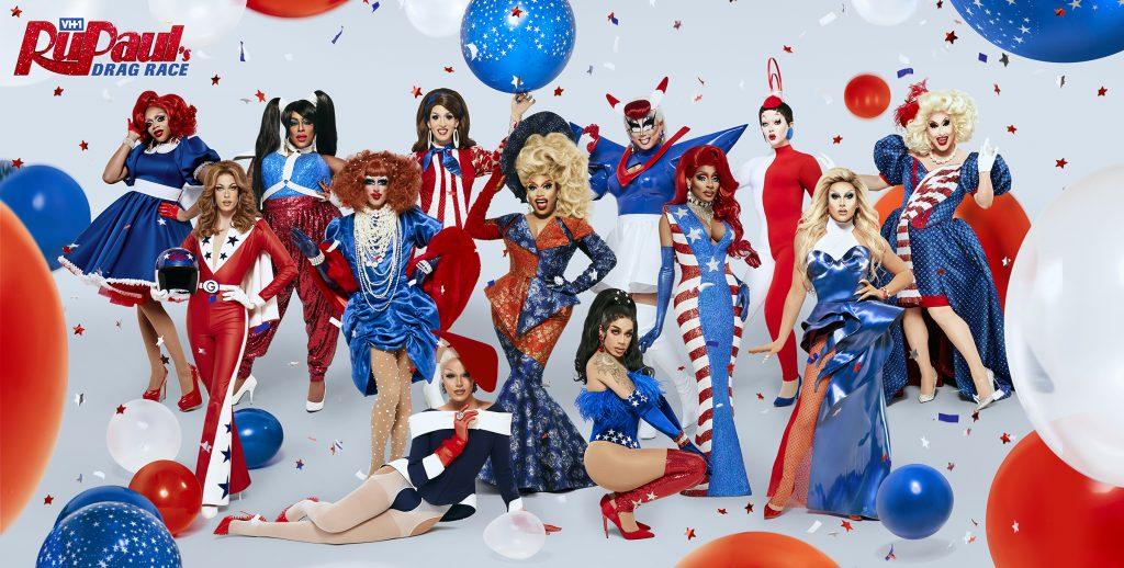 Foto promocional de RuPaul's Drag Race