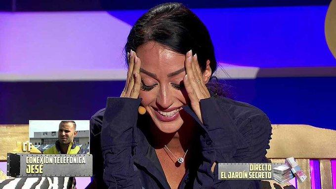 Aurah Ruiz recibe la llamada de Jesé en LCF.