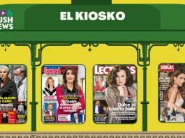 La crisis de Ortega Cano y Ana María en portada revistas del corazón.