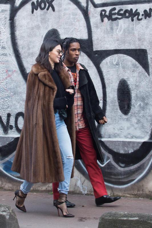 Rihanna tiene nuevo novio y es el ex de Kendall Jenner