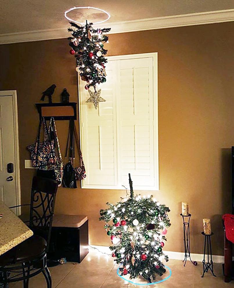 Árboles Navidad diferentes