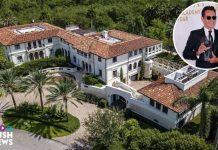 Esta es la casa que vende Marc Anthony