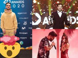 Así fue la gala de LOS40 Music Awards