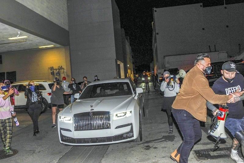 Kylie Jenner atacada