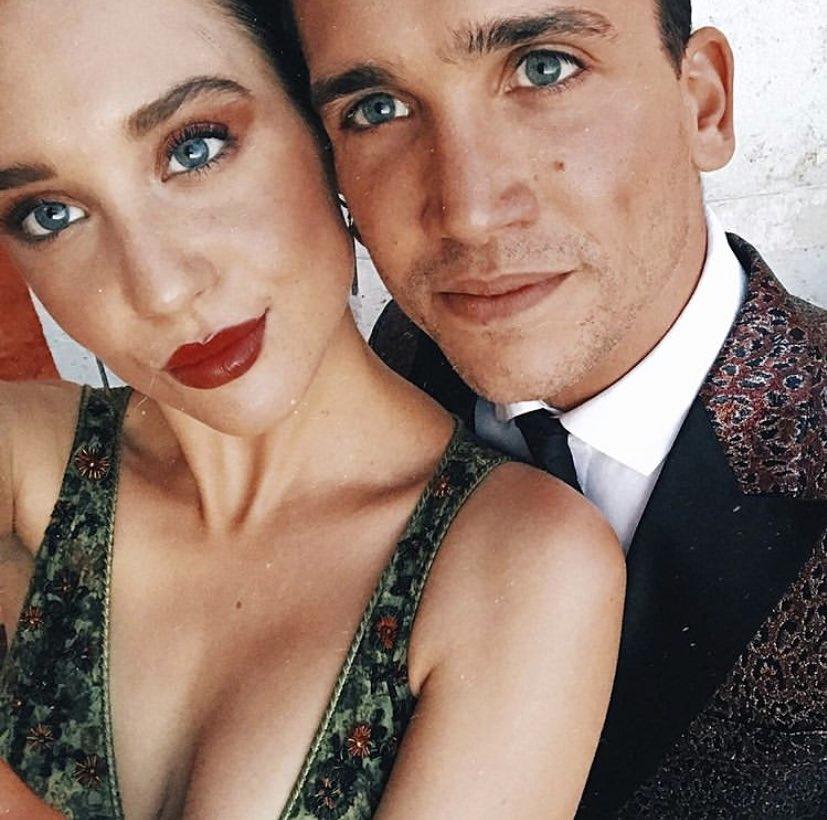 María Pedraza y Jaime Lorente han roto