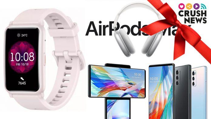 regalos de tecnología