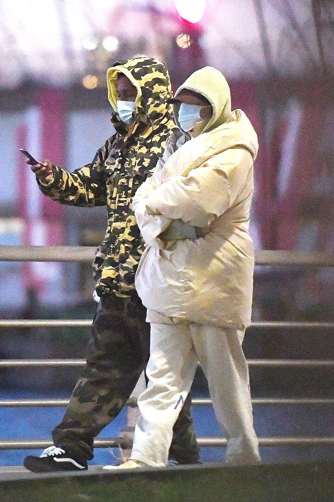 Rihanna y su nuevo novio