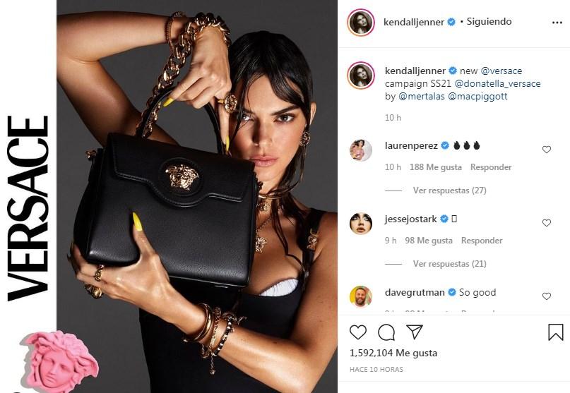 Kendall Jenner sin novio y sin reality