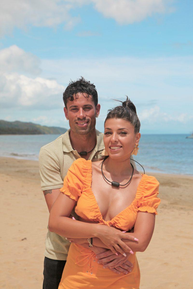 Diego y Lola, una de las parejas de LIDLT 3.