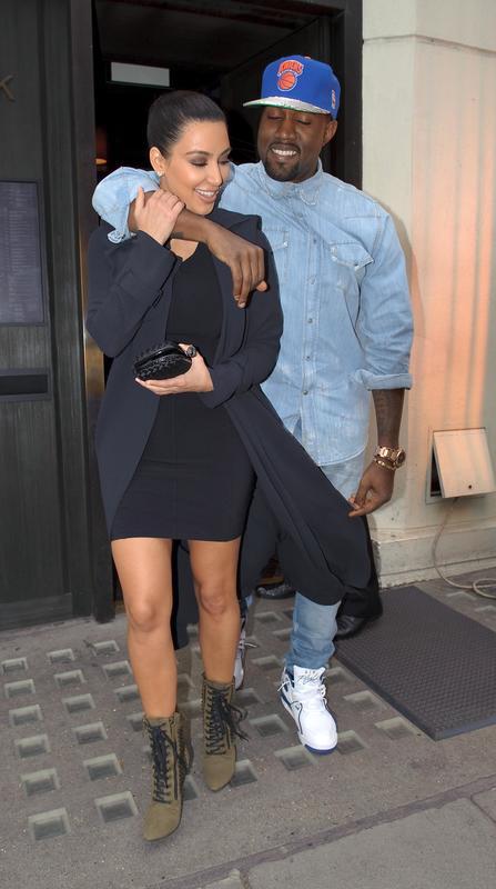 kim kardashian y el divorcio