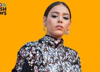 Danna Paola lanza de emergencia su álbum KO